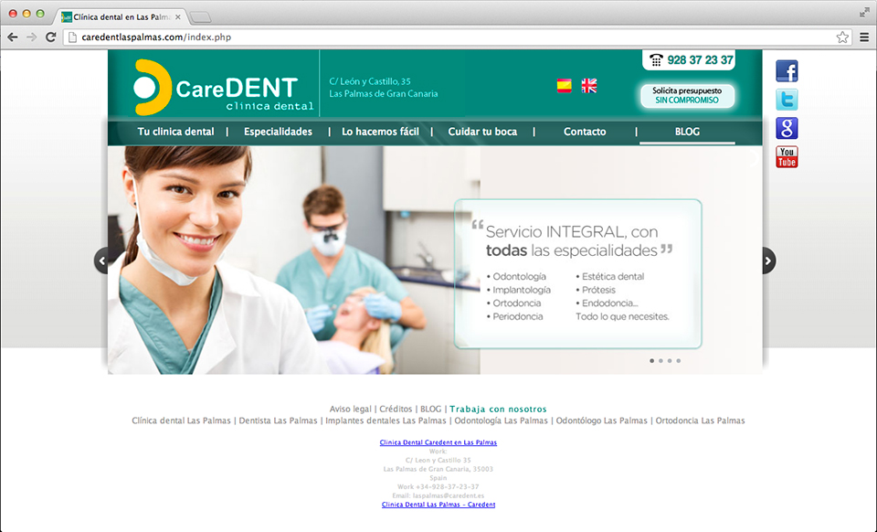 marketing_online_caredent